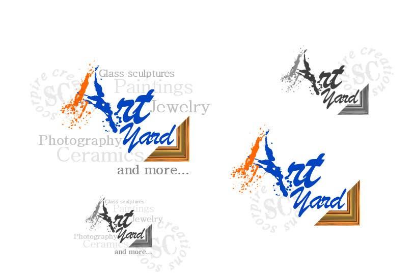 Inscrição nº 41 do Concurso para Design a Logo for Art Yard