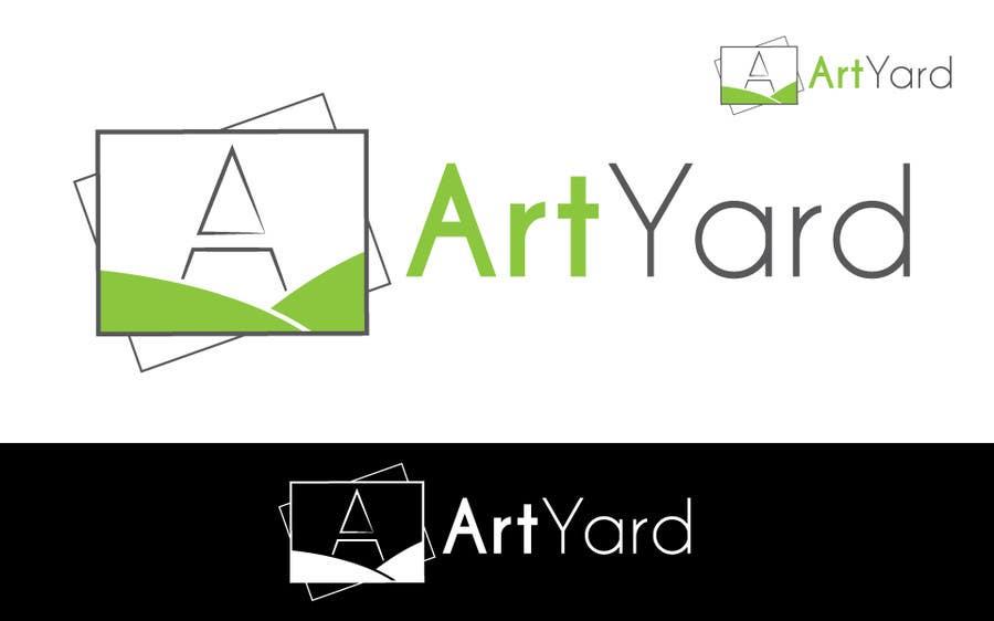 Proposition n°33 du concours Design a Logo for Art Yard