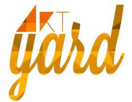 nº 375 pour Design a Logo for Art Yard par JWS1
