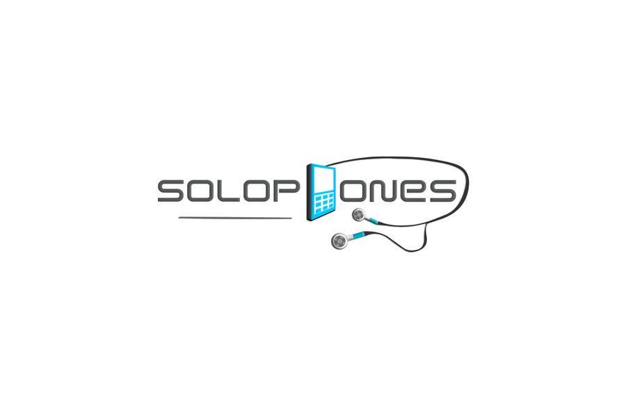 Kilpailutyö #66 kilpailussa Solo Phones | Logo Design Contest