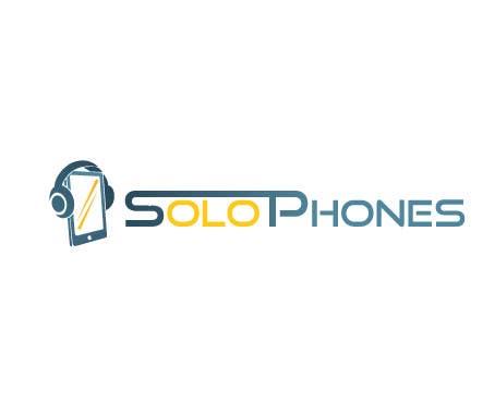 Kilpailutyö #59 kilpailussa Solo Phones | Logo Design Contest