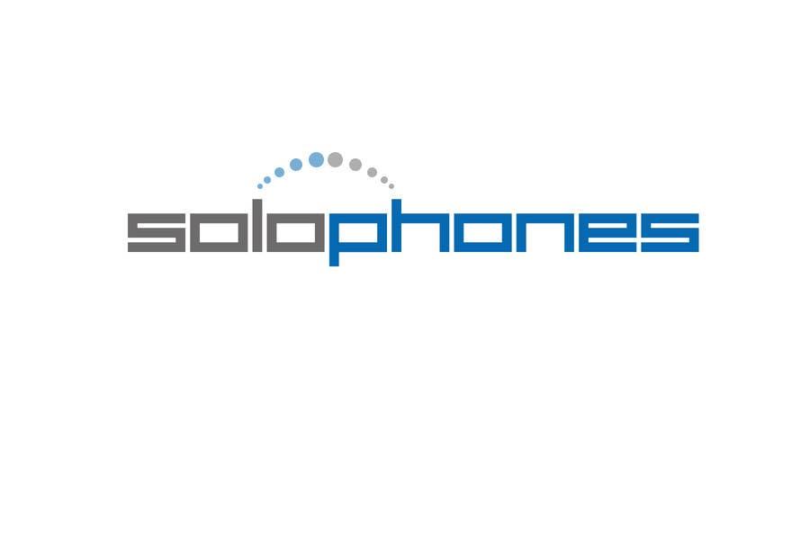 Kilpailutyö #16 kilpailussa Solo Phones | Logo Design Contest
