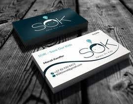 lipiakhatun586 tarafından Design modern business card for SOK için no 7