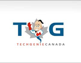 #20 for Design a Logo for Tech Genie Canada by saimarehan