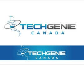 #44 cho Design a Logo for Tech Genie Canada bởi saimarehan