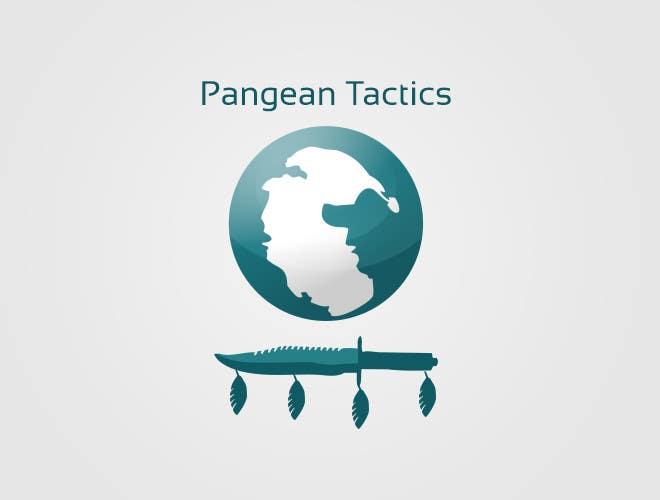 Penyertaan Peraduan #8 untuk Design a Logo for Pangean Tactics