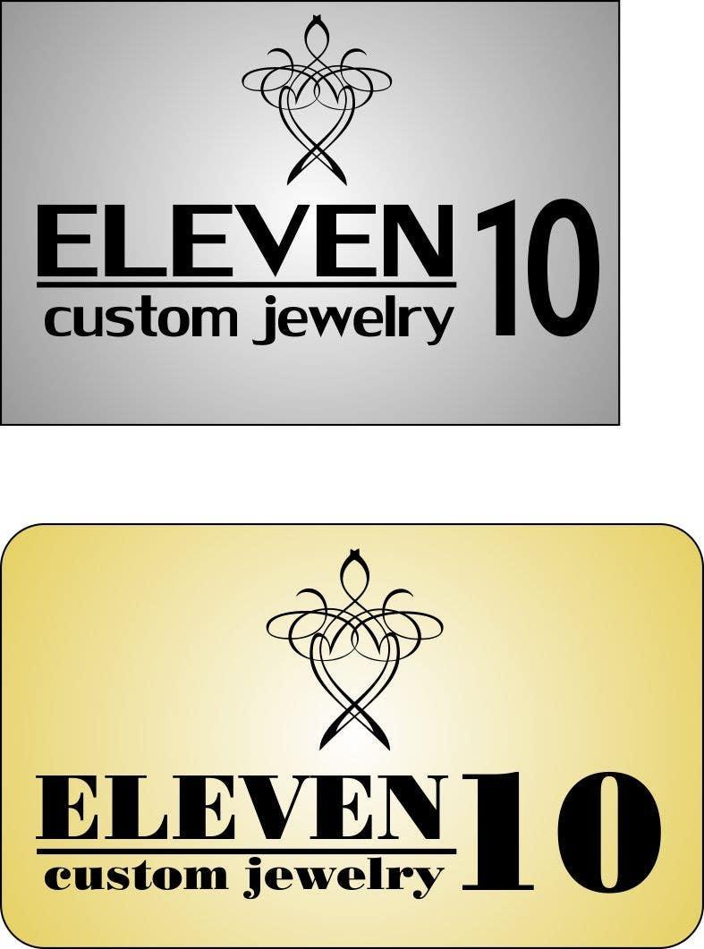 Penyertaan Peraduan #36 untuk Logo Design for Jewelry shop - repost