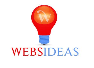 #9 para Design a Logo for websideas por crazenators