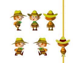 Nro 30 kilpailuun Create an Animation käyttäjältä rafaelsline