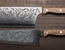 LVVB tarafından I need a Grafik Design to etch on my Kickstarter Knife Series için no 5