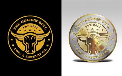 #302 for Design a Logo for Coin Jewelry brand by suneshthakkar