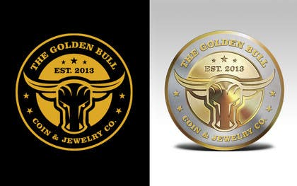 #303 for Design a Logo for Coin Jewelry brand by suneshthakkar