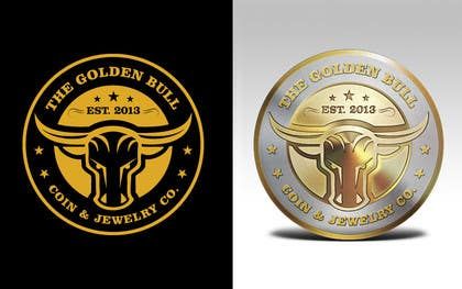 #306 for Design a Logo for Coin Jewelry brand by suneshthakkar
