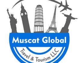 Nro 13 kilpailuun Design Logo for Travel & Tourism Agency käyttäjältä DiegoVzla
