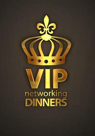 Graphic Design Contest Entry #123 for Design a Logo for Vip networking dinners