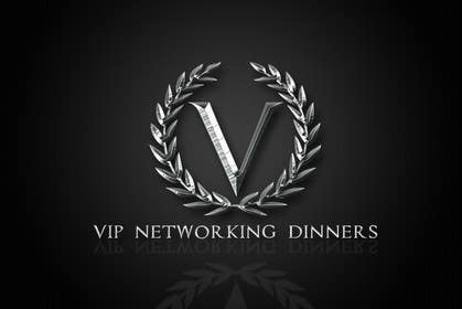Graphic Design Contest Entry #112 for Design a Logo for Vip networking dinners