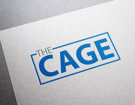 #46 for The Cage Logo by Aroushimran