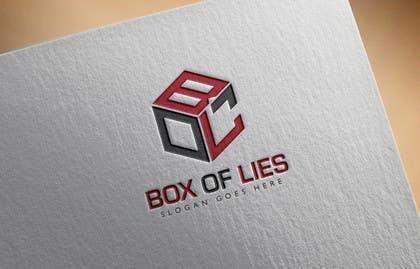 waliulislamnabin tarafından Box of Lies Logo için no 13