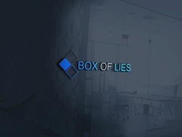 pavelsjr tarafından Box of Lies Logo için no 36