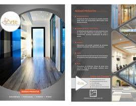 Nro 86 kilpailuun Design a Flyer käyttäjältä kishan0018