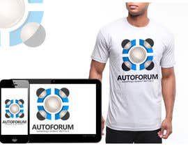 nº 58 pour Design a Logo for Autoforum par RuslanDrake