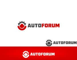 #33 for Design a Logo for Autoforum af texture605
