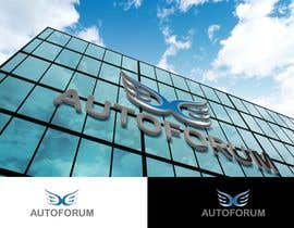 nº 57 pour Design a Logo for Autoforum par mdreyad