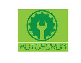 #55 for Design a Logo for Autoforum by jaydevb