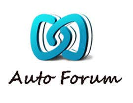 #4 for Design a Logo for Autoforum af Zebrogs