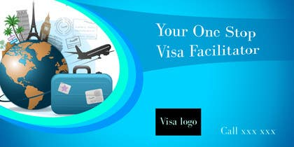 binary14 tarafından Design a Creative  Banner - Travel Agent için no 3