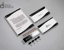 #13 para Create Business set (Paper, Business Cards,..) for Company por Artimization