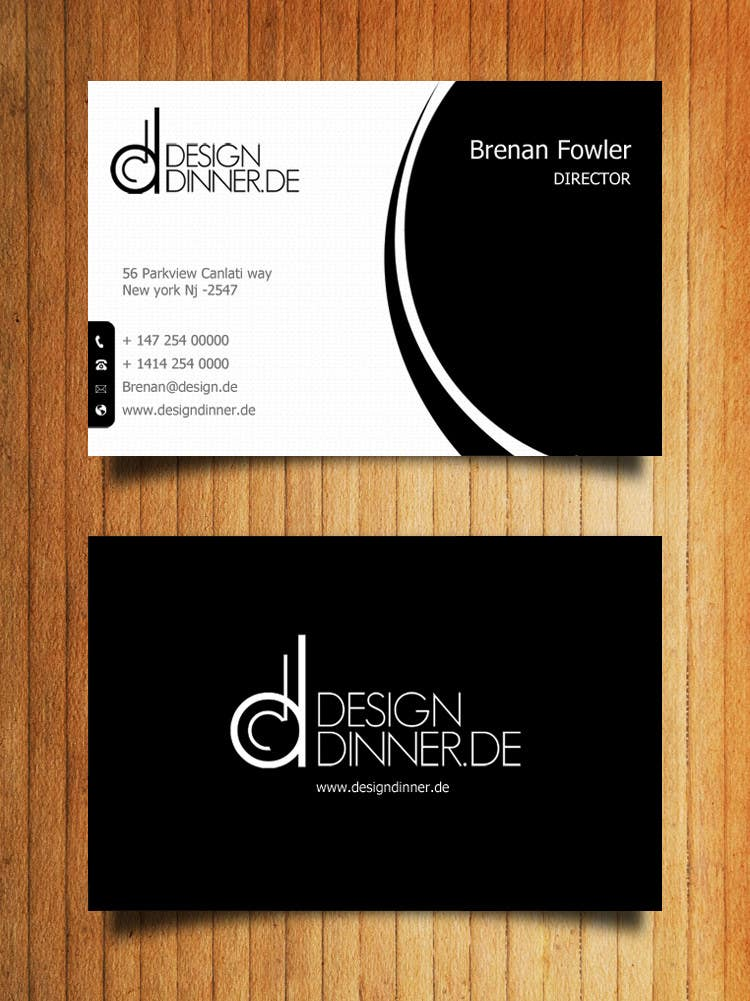 #12 for Create Business set (Paper, Business Cards,..) for Company by mydZnecoz