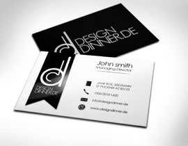 #18 para Create Business set (Paper, Business Cards,..) for Company por fabricefrancois