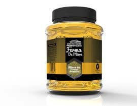 #65 untuk Label design for Honey Jar (eticheta miere) oleh oroborus