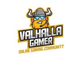 Nro 76 kilpailuun Redesign Logo For Valhalla Gamer käyttäjältä ahadsaykat
