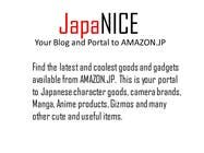 Entry # 9 for Blog name Description for Amazon.jp affiliate blog in English - SEO title by
