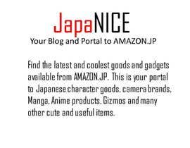 #9 untuk Blog name Description for Amazon.jp affiliate blog in English - SEO title oleh Othello1