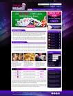 Graphic Design Kilpailutyö #19 kilpailuun Logo & website PSD design