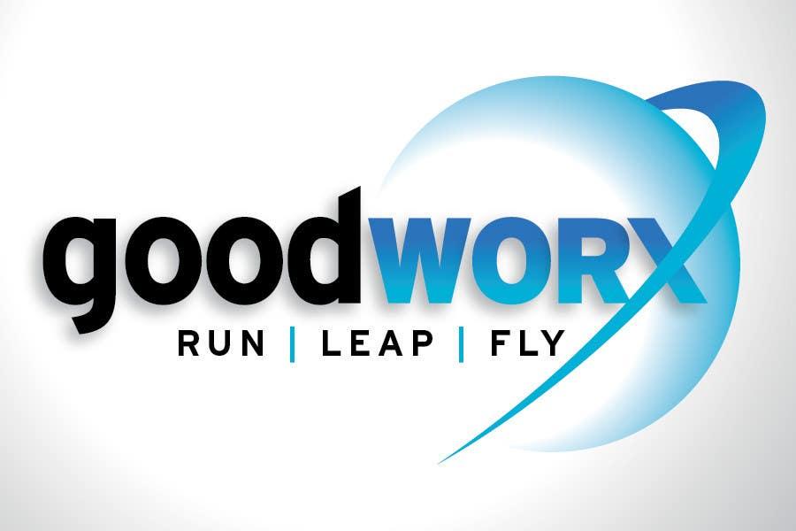 Penyertaan Peraduan #370 untuk Logo Design for Goodworx