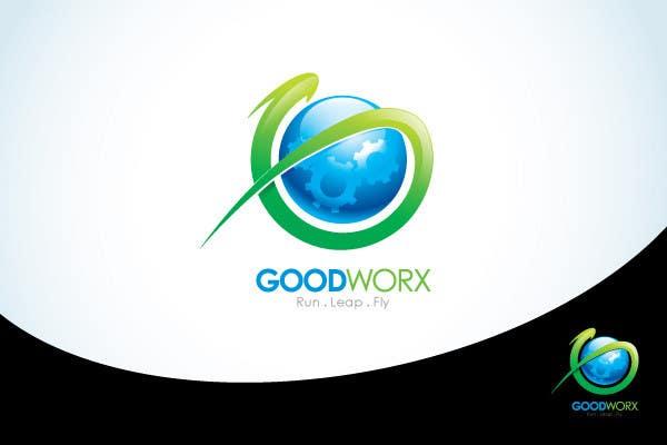 Penyertaan Peraduan #314 untuk Logo Design for Goodworx
