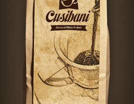 #11 untuk Necesito algo de diseño gráfico para una etiqueta de cafe oleh NicolasFragnito