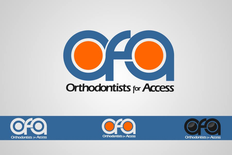 #89 for Design a Logo for Orthodontists for Access by dimitarstoykov