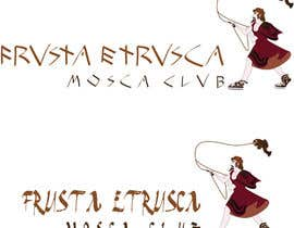 #42 for Design vector Logo for 'Frusta Etrusca Mosca Club' af rajverana