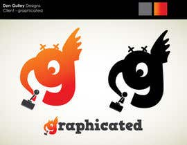 #23 untuk Develop a Corporate Identity for a game studio oleh dongulley