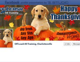 #13 para Thanksgiving Facebook Banner and Profile Pic por Studio7L