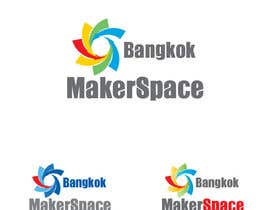 nº 49 pour Design a Logo for a new MakerSpace in Bangkok par wahwaheng