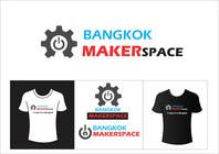 Contest Entry #51 for Design a Logo for a new MakerSpace in Bangkok