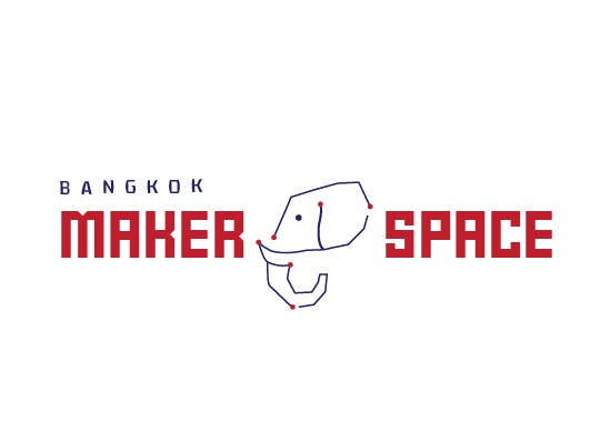 Proposition n°32 du concours Design a Logo for a new MakerSpace in Bangkok