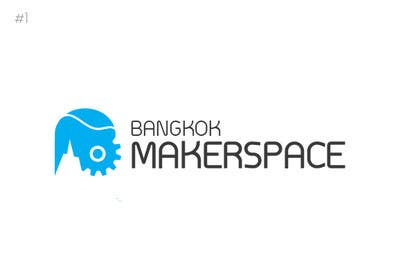 #40 for Design a Logo for a new MakerSpace in Bangkok by noninoey
