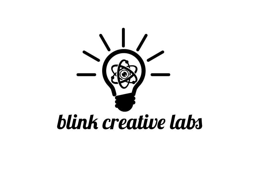 #147 for Design a Logo for Blink Creative Labs by manuel0827